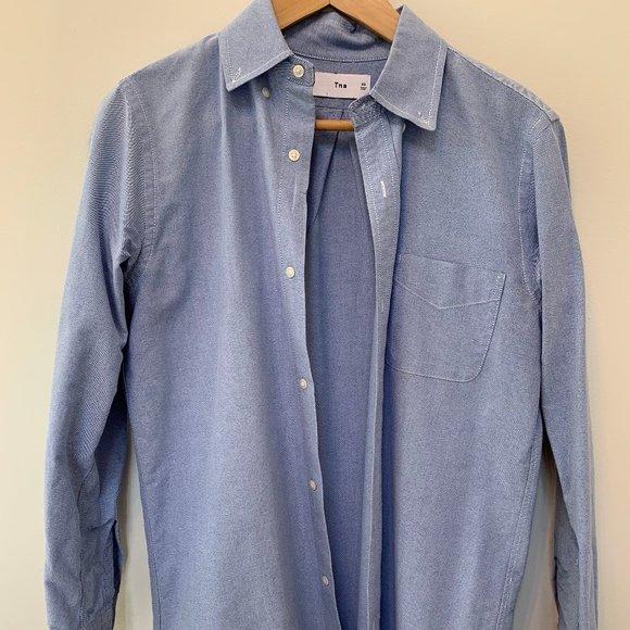 Aritzia Button Down Shirt